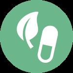 Icone 100% végétal