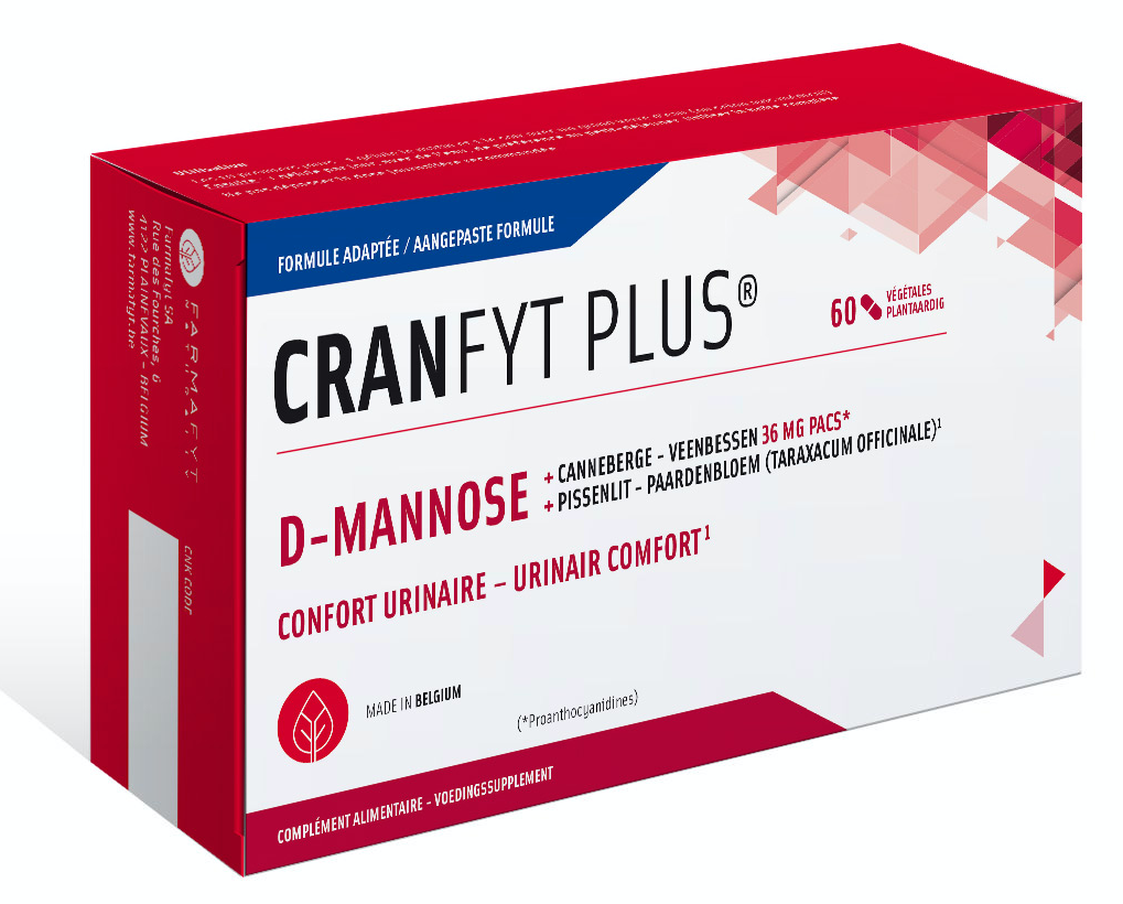 Image du produit Cranfyt Plus® (formule améliorée)